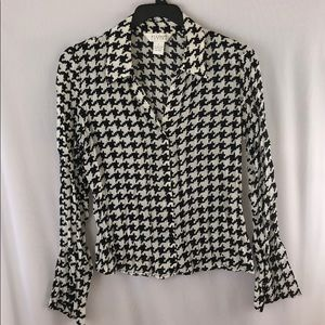 Allison Taylor Women's Long Sleeve Blouse